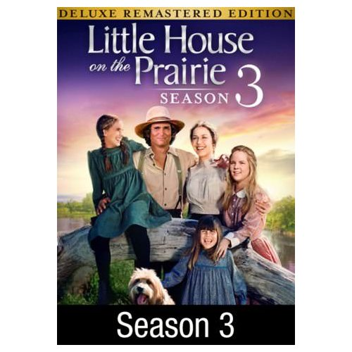 Little House on the Prairie: Season 3 Deluxe Remastered Edition (1976)