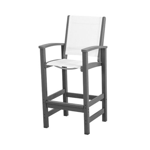 POLYWOOD Coastal 30'' Bar Stool