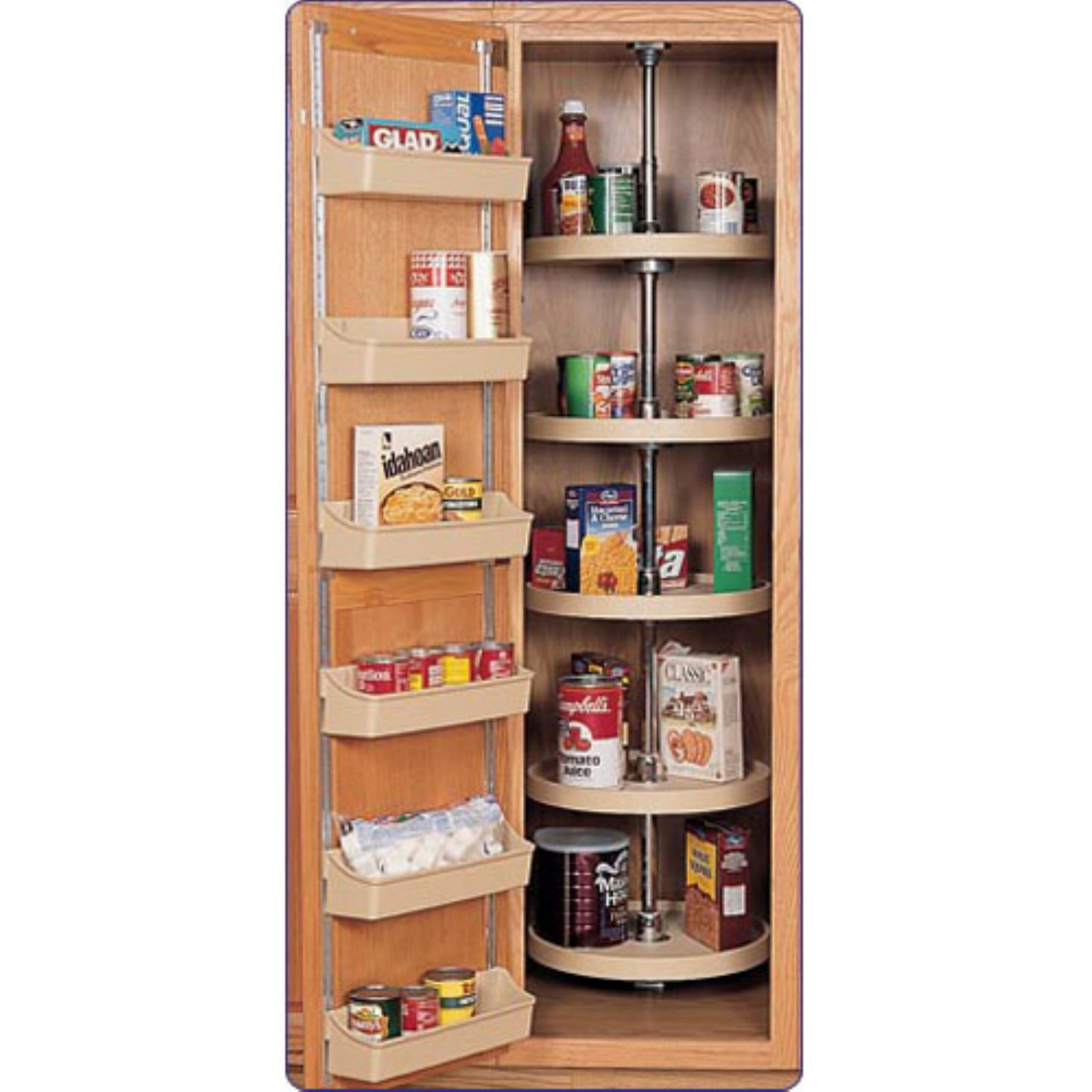 Rev-a-Shelf Full Circle 5 Shelf Lazy Susan