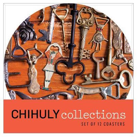Chihuly Collections: Set of Twelve Coasters