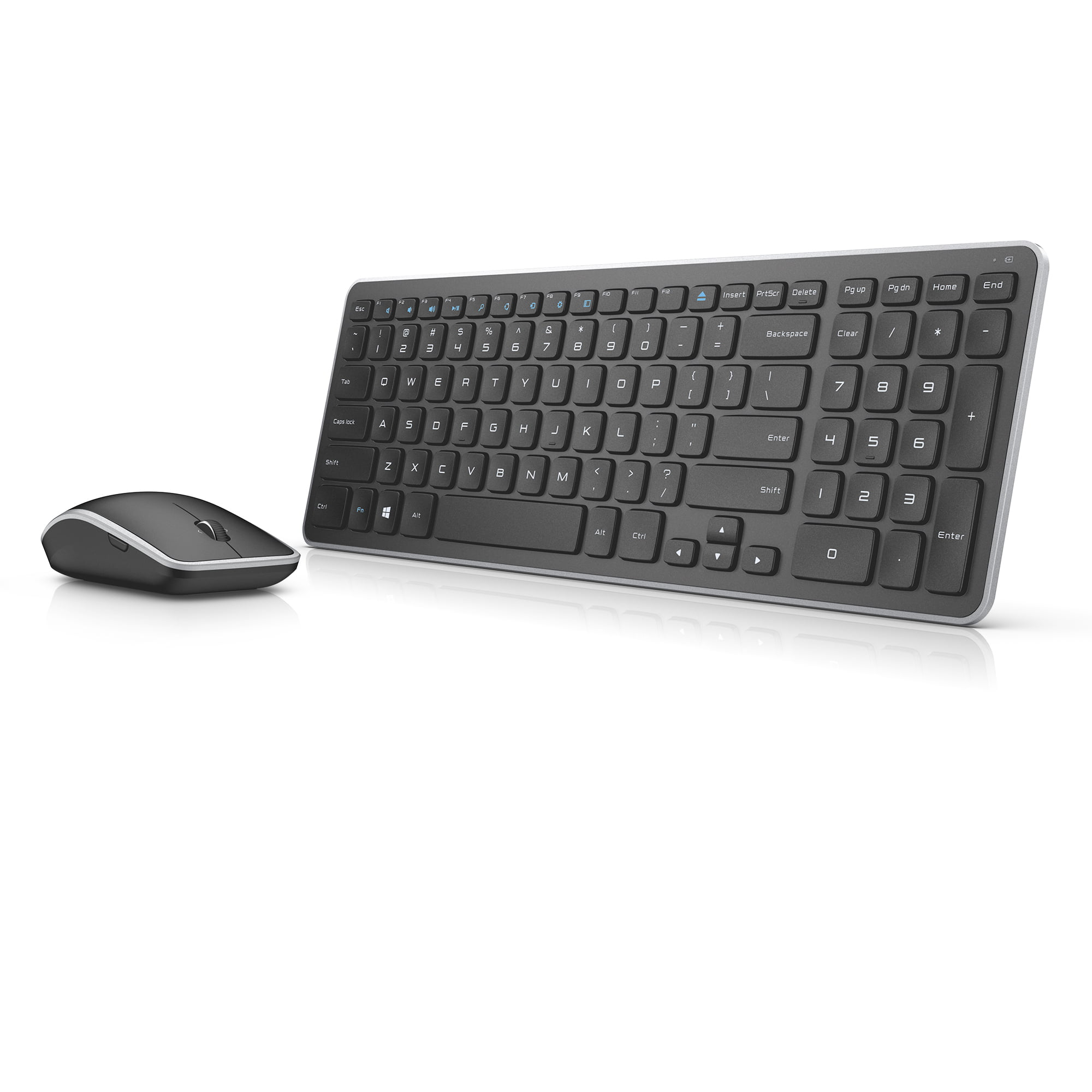 dell wireless keyboard mouse km714. Black Bedroom Furniture Sets. Home Design Ideas