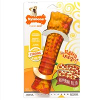 Nylabone Flavor Frenzy Rubber Dog Chew Toy Souper 50+ Pounds