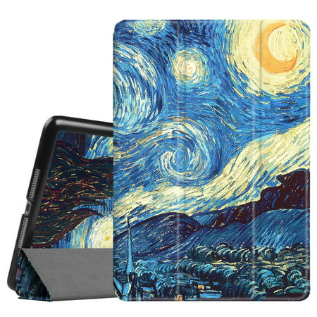 "Fintie New iPad 9.7 Inch 2017 Case - Ultra Slim Lightweight Smart Shell Cover for Apple iPad 9.7"" 2017 Release Tablet"