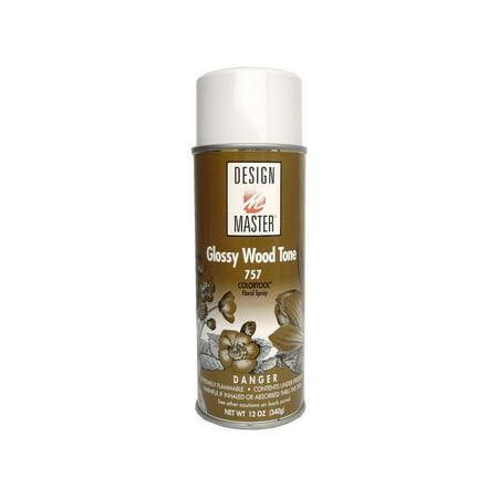 Design Master Colortool 12oz Glossy Wood Tone (Master Airscrew Wood)