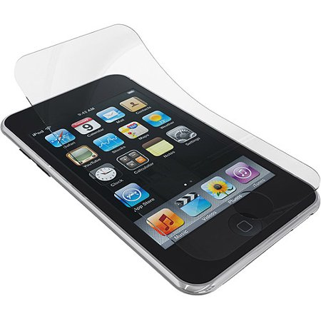 XtremeMac TuffShield Anti-Glare Shield For iPod Touch 3G/2G Screen Protector 3pk Clear APTTSM03