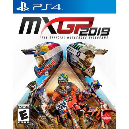 MXGP 2019, Maximum Games, PlayStation 4,