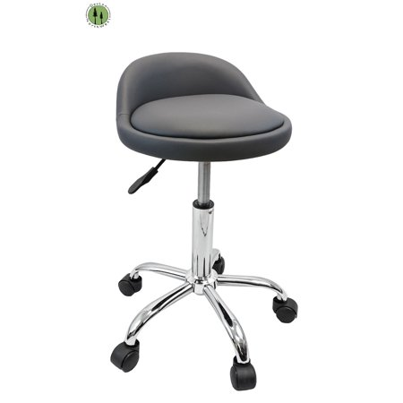 Medical Manicure Pedicure Salon Spa Rolling Adjustable Beauty Stool