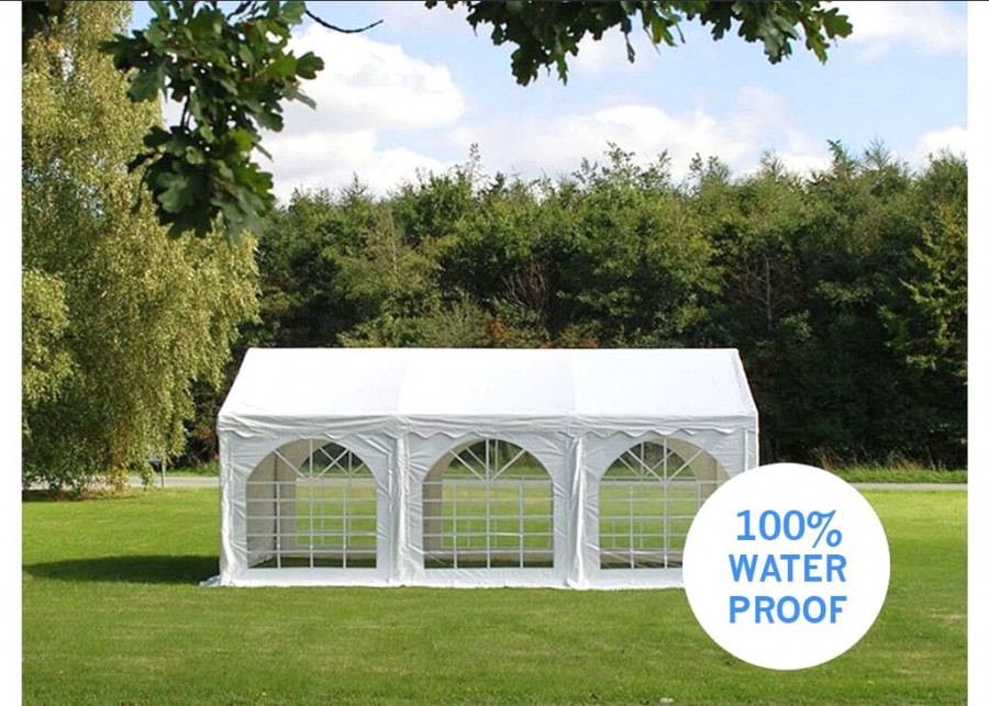 Departments  sc 1 st  Walmart & Party Tents Direct PVC Outdoor Wedding Canopy Event Tent with ...
