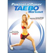 Billy Blanks: Postnatal Power Tae Bo Workout by