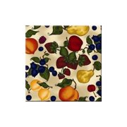 McGowan TT00446 Tuftop Fruit Collage Trivet