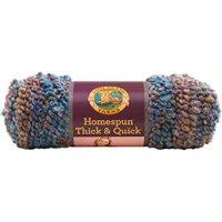 homespun thick & quick yarn-painted desert