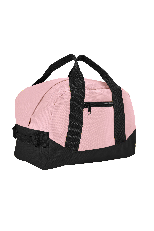 "DALIX 12"" Mini Duffel Bag Gym Duffle in Black"