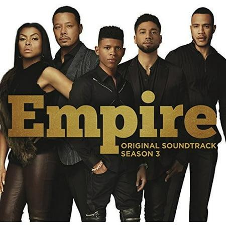 Empire (Original Soundtrack Season 3) (CD)