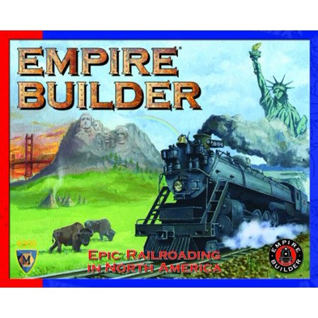 Empire Builder  For 2 6 Players By Mayfair Games