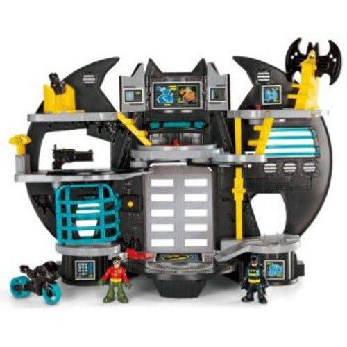 Imaginext Batcave Play Set