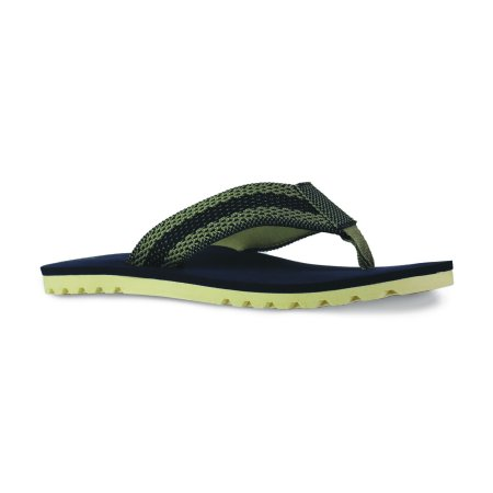 Mens George Knit Flip Flop Animal Print Flip Flop