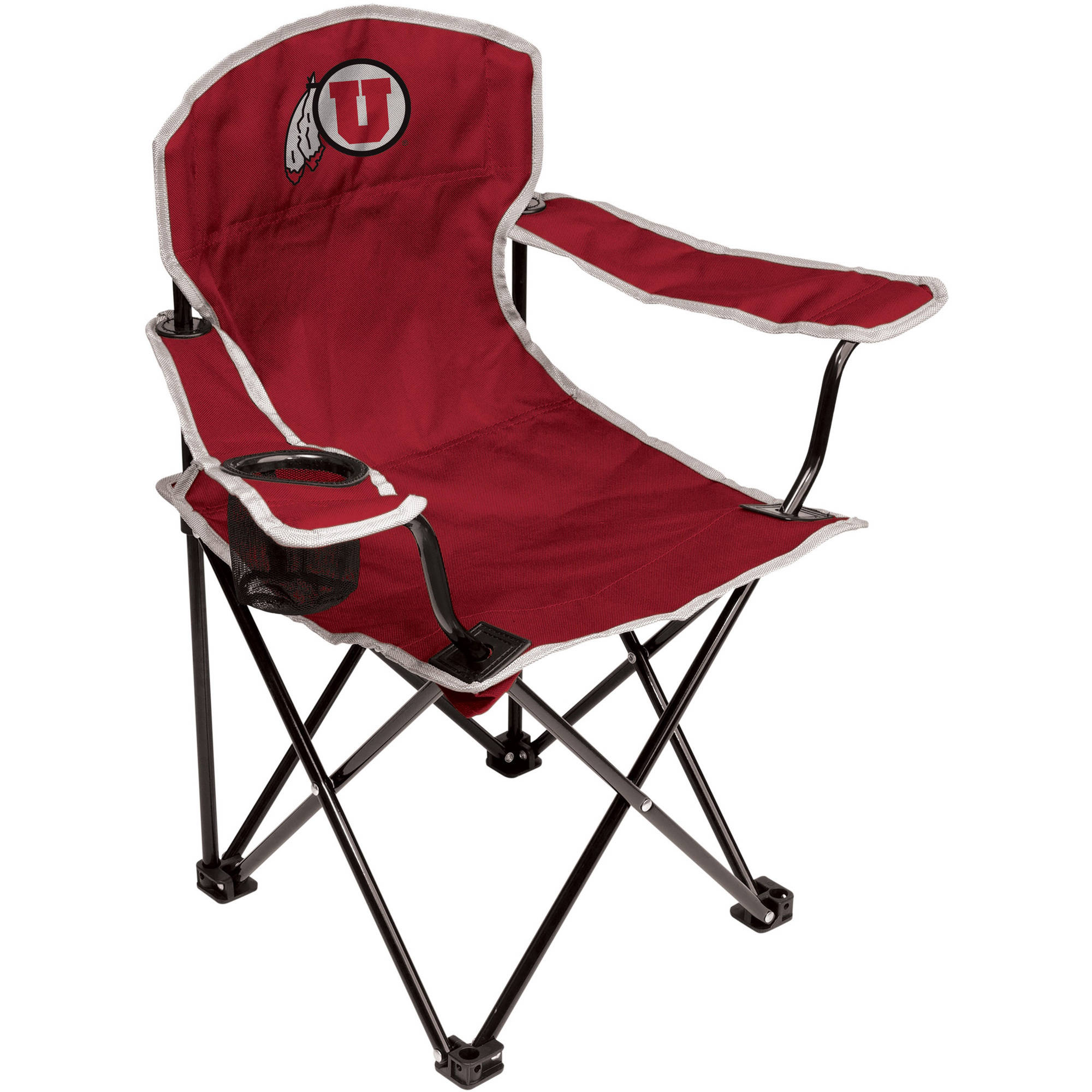 NCAA Utah Utes Youth Size Tailgate Chair from Coleman by Rawlings