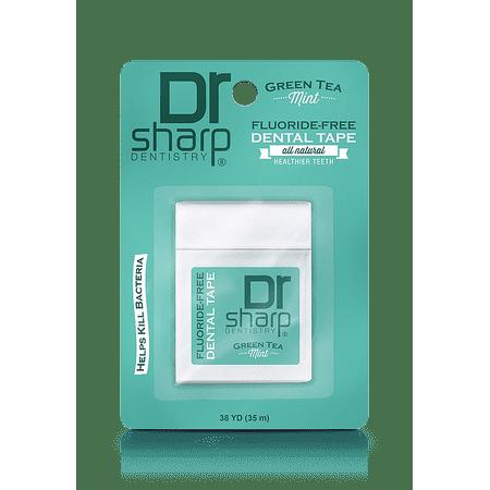 Green Tea Mint Dental Tape