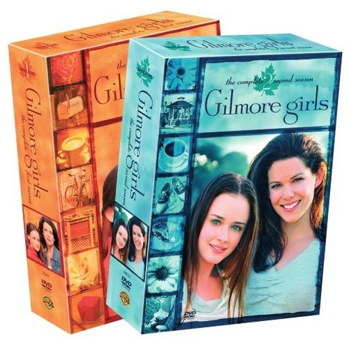 Gilmore Girls: The Complete First And Second Seasons (Full Frame)