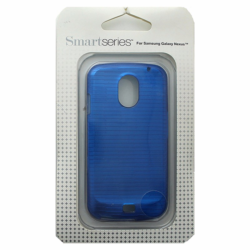 SmartSeries Case for Samsung Galaxy Nexus - Blue