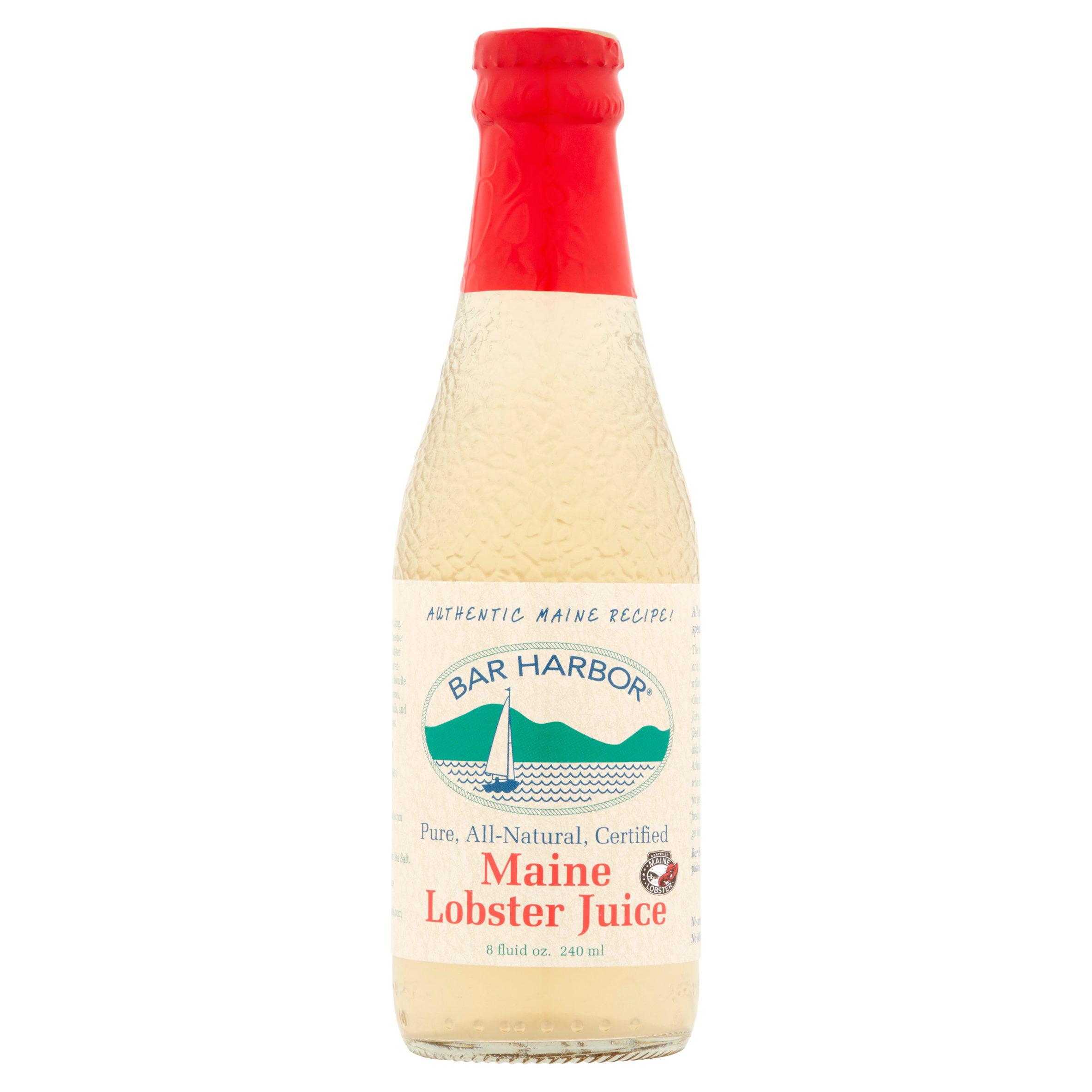Bar Harbor Maine Lobster Juice, 8 fl oz by Bar Harbor Foods