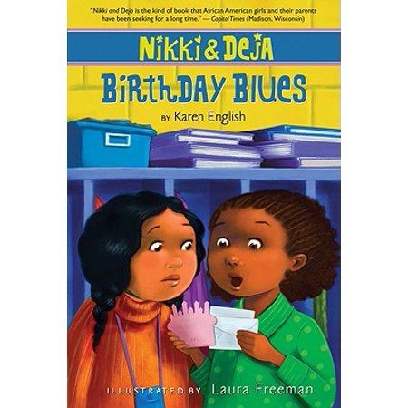 Nikki and Deja: Birthday Blues : Nikki and Deja, Book - Nikki Bella Birthday