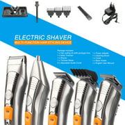 f01d8fe3f 110V/220V Men Professional Electric Body Beard Trimmer Hair Cut Clipper  Shaver Machine Kit Set