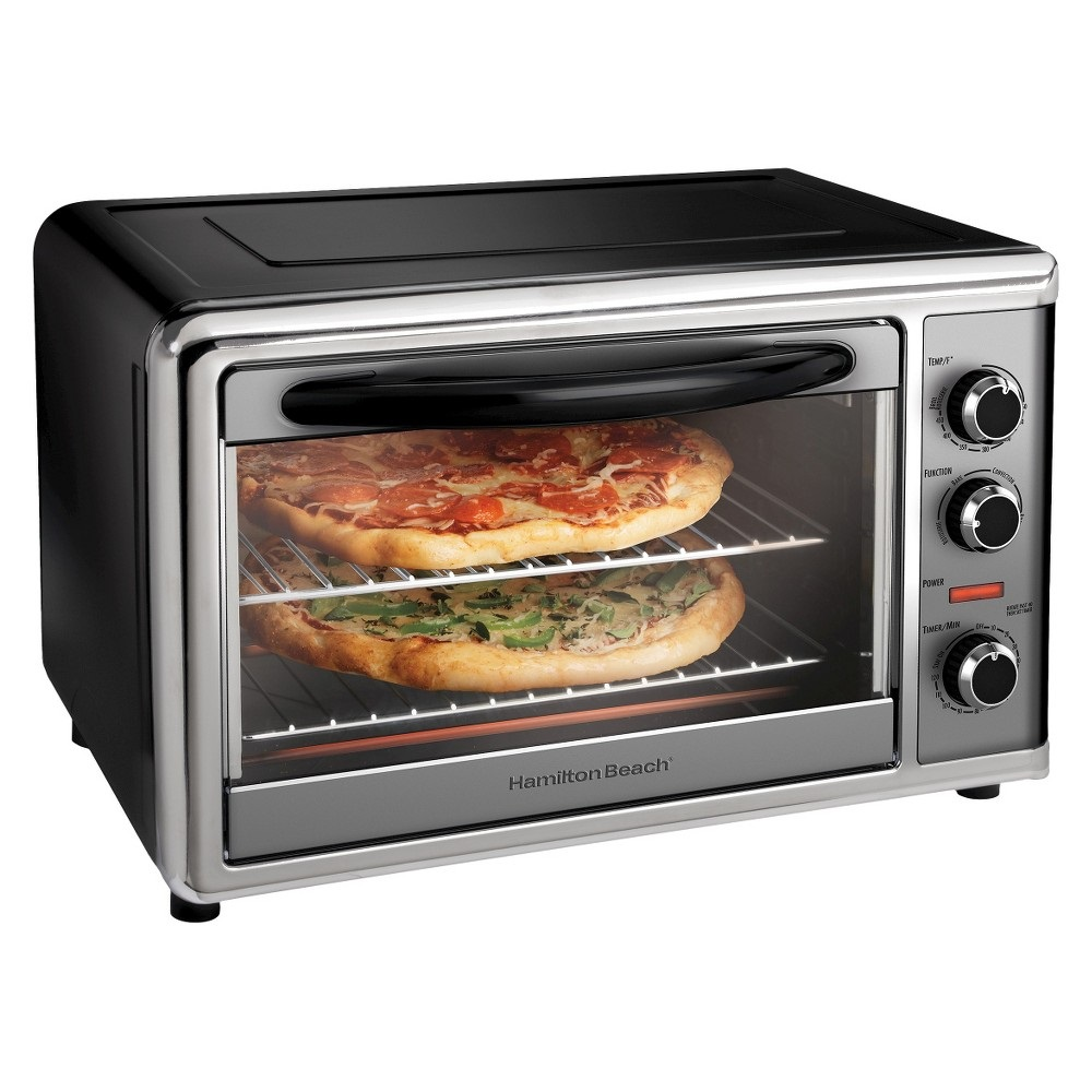 Refurbished Hamilton Beach® Countertop Oven with Convection & Rotisserie