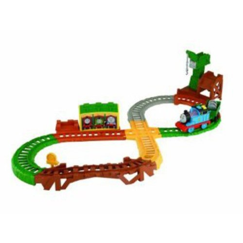 Fisher-Price Around the Track with Thomas Play Set
