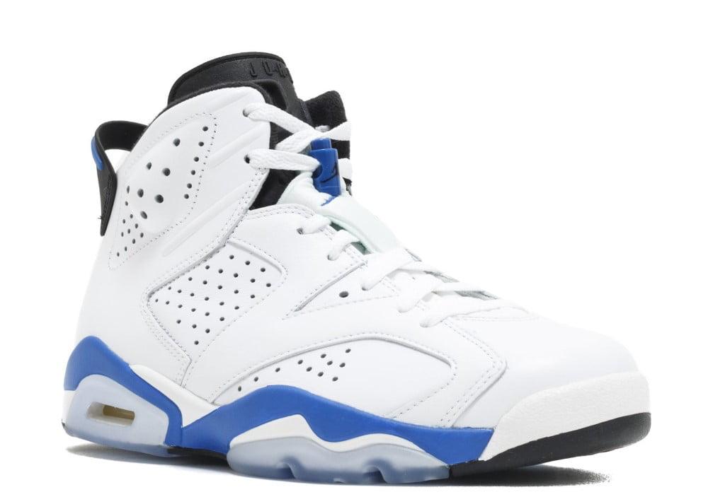 Air Jordan 6 Retro 'Sport Blue