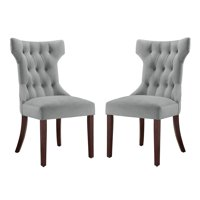 cdec115057131 Product Image Dorel Living Clairborne Tufted Upholestered Dining Chair