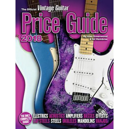 Guitar School Magazine (The Official Vintage Guitar Magazine Price Guide)