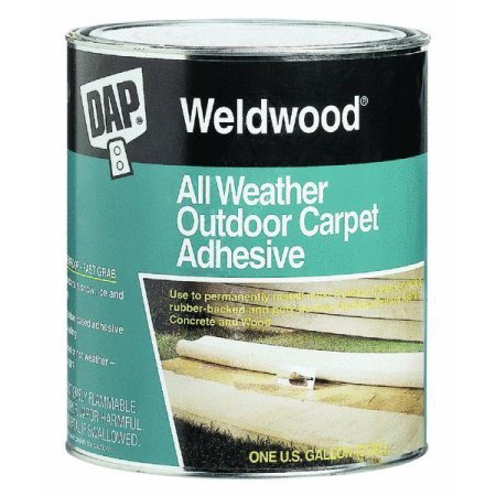 All Weather Outdoor Carpet Adhesive, How To Glue Outdoor Carpet Concrete