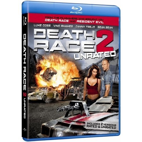 Death Race 2 (Unrated/Rated) (Blu-ray   Standard DVD) (With INSTAWATCH) (Widescreen)