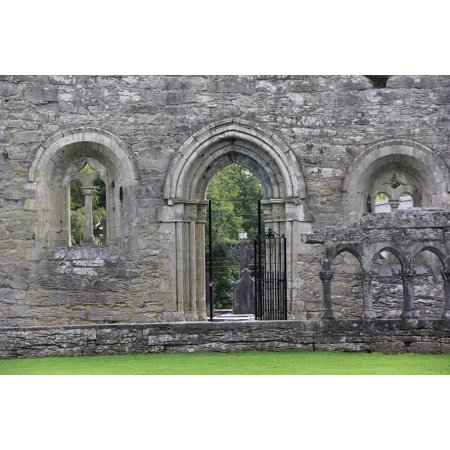 canvas print church architecture abbey religion christian stretched canvas 10 x 14