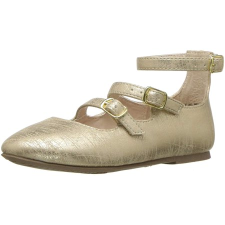 The Children's Place Girl's T-Strap Ballet Flat