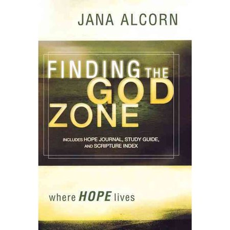 Image of Finding the God Zone: Where Hope Lives