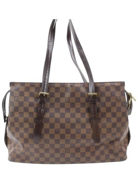 7d0baed9ea7c Product Image Chelsea Damier Ebene Zip 869414 Brown Coated Canvas Tote