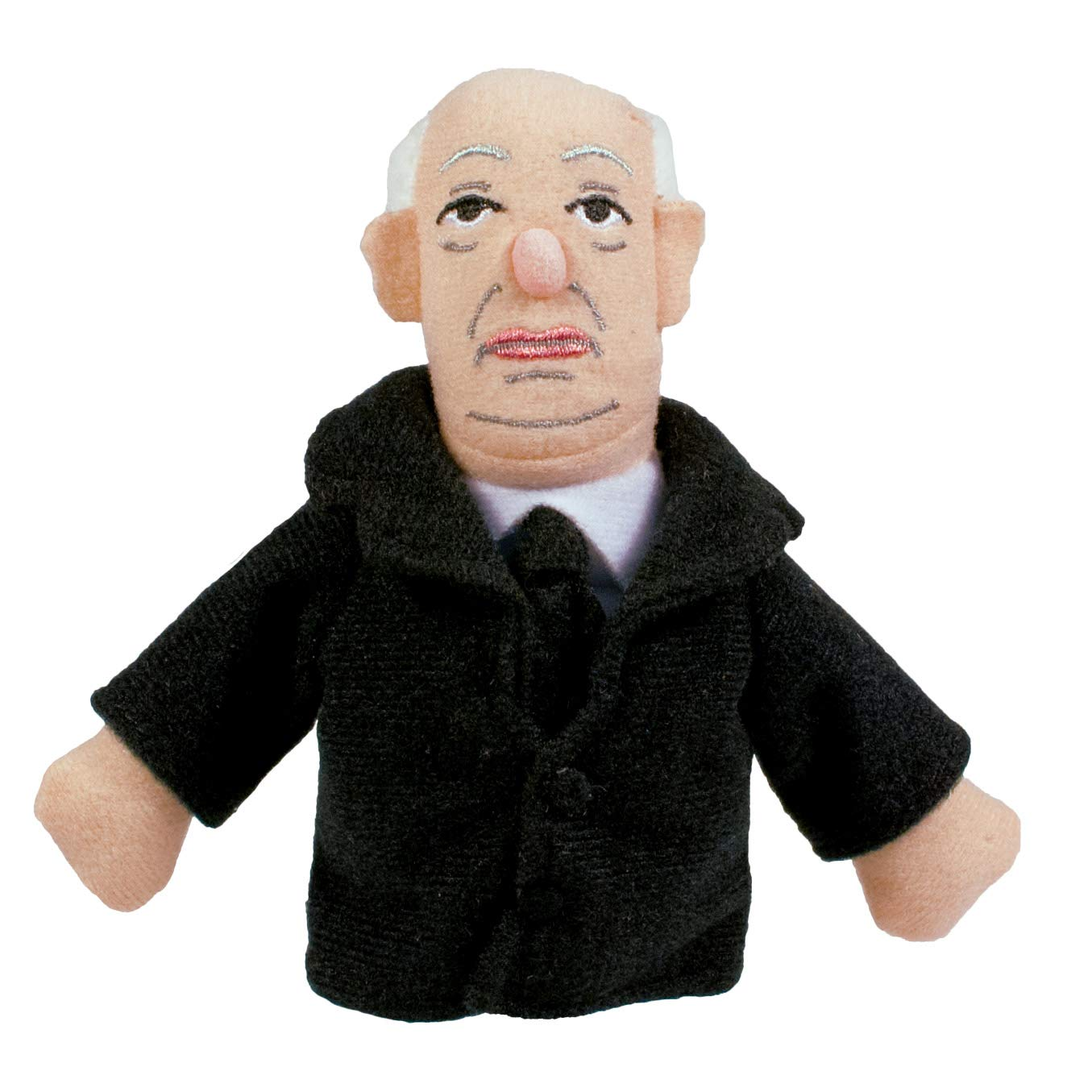 Magnetic Personalities New 5362 Alfred Hitchcock Finger Puppet