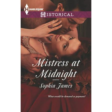 Mistress at Midnight - eBook