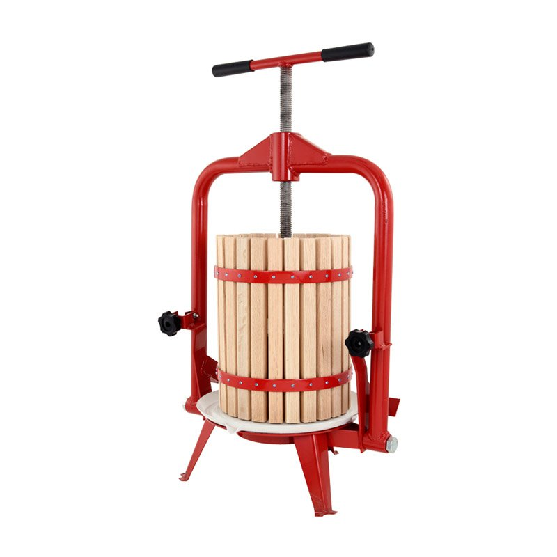 TSM Harvest 4.8 gal. Stainless Steel Fruit and Wine Press
