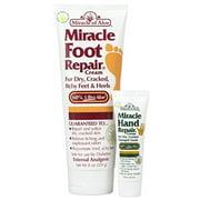 Best Diabetic Foot Creams - Miracle Foot Repair Cream 8 oz PLUS Miracle Review