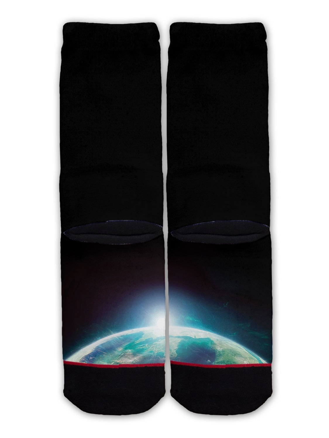 Function Astronaut Cats in Space Fashion Socks