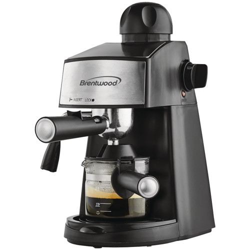 Brentwood Appliances Espresso and Cappuccino Maker by