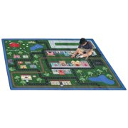 Joy Carpets Tiny Town Kids Area Rug