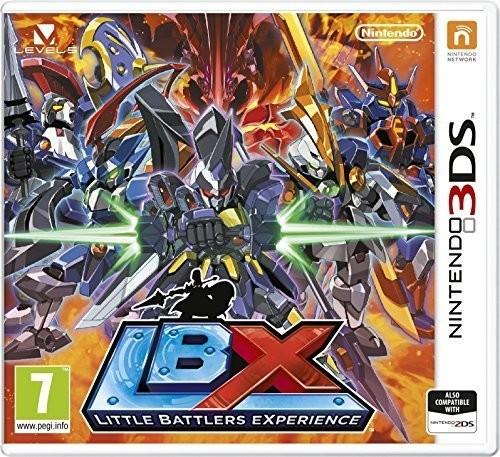 LBX - Little Battlers Experience, Nintendo, Nintendo 3DS, 045496743260