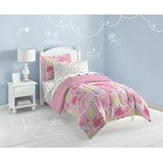 Dream Factory Pretty Princess Twin Comforter Set