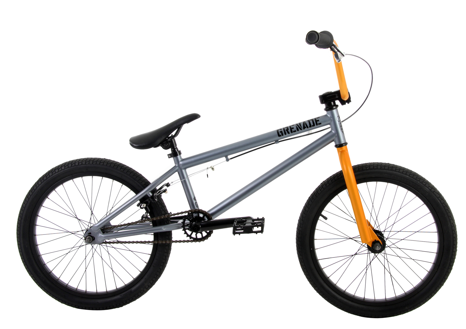 Grenade B2 Bmx Bike 20in Mens
