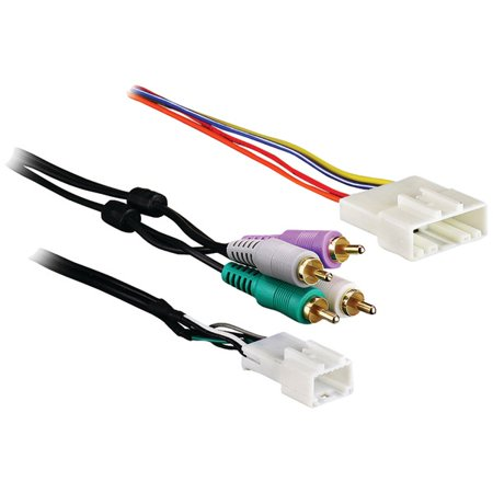 Metra 70-7554 Bose Integration Wiring Harness for 2010-Up Select Nissan Vehicles