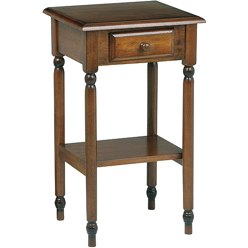 OSP Designs Knob Hill Multi-Tiered Telephone Table